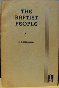 Baptist People Burroughs